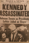 Daily News 11/23/63
