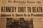 Philadelphia Inquirer 11/23/63